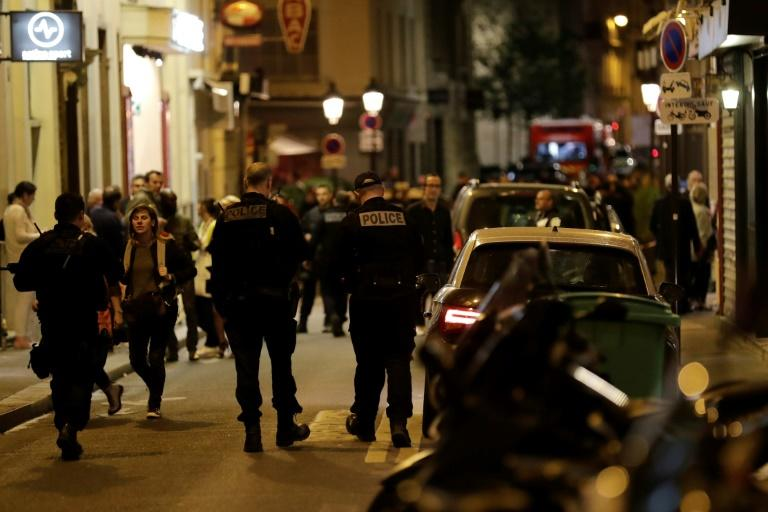 Assailant shot dead after killing 1, wounding 4 in Paris