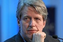 Budget impasse 'a wash' for markets: Shiller