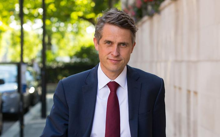 Gavin Williamson has been criticised for publishsing his last minute guidelines to schools - Jamie Lorriman
