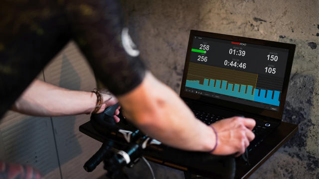 Best indoor cycling apps: TrainerRoad