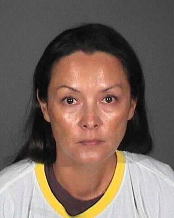 Los Angeles County District Attorney's Office booking photo of Kelly Park