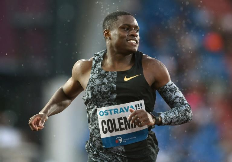 Coleman is set to miss the Olympics next year