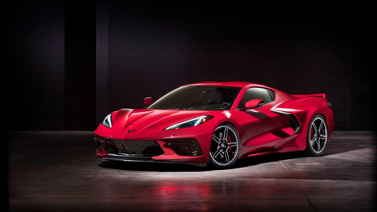 """<h3>0-60 mph: Less Than 3 Seconds</h3> <p>Chevrolet has not yet published a specific acceleration time for the <a href=""""https://uk.motor1.com/chevrolet/corvette/"""">2020 Corvette C8</a>. However, the company confirms that the speed comes up quicker than three seconds. This suggests the new 'Vette might be a blink of an eye behind the Taycan in a sprint to 60 mph.</p><h2>Check out lots more Taycan coverage:</h2><ul><li><a href=""""https://uk.motor1.com/features/368876/2020-porsche-taycan-review-ride/?utm_campaign=yahoo-feed"""">2020 Porsche Taycan first ride: Mission E-ccomplished</a></li><br><li><a href=""""https://uk.motor1.com/features/368873/porsche-taycan-versus-gas-competition/?utm_campaign=yahoo-feed"""">2020 Porsche Taycan takes on the petrol-powered greats</a></li><br><li><a href=""""https://uk.motor1.com/news/368841/2020-porsche-taycan-debut-official/?utm_campaign=yahoo-feed"""">2020 Porsche Taycan debuts as an all-electric super saloon</a></li><br><li><a href=""""https://uk.motor1.com/news/368740/porsche-taycan-crosso-turismo-spy/?utm_campaign=yahoo-feed"""">2020 Porsche Taycan debuts today: See the livestream here</a></li><br></ul>"""