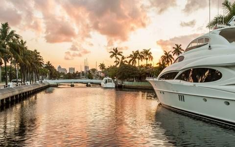 Fort Lauderdale waterways - Credit: Getty