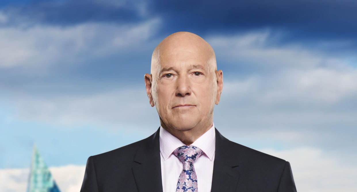 Claude Littner won't be in the upcoming series of 'The Apprentice' after a serious accident. (BBC/PA Images)