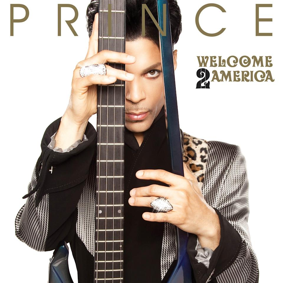 """Prince's previously unreleased 2010 album """"Welcome 2 America"""" is coming July 30."""