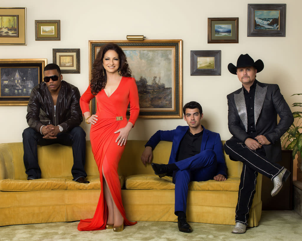 "In each episode of ""The Next"" on The CW, four music industry superstars - Gloria Estefan, John Rich, Nelly, and Joe Jonas - will drop in on the lives of four up-and-coming local musicians. These aspiring stars are not plucked from obscurity; they are proven artists on the brink of success. They just need a little help making the leap from opening act to headliner."