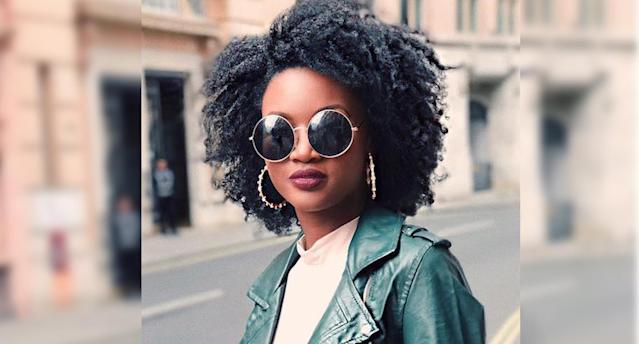 Miss USA 2016 Deshauna Barber flaunts her natural hair in celebration of World Afro Day. (Photo: Deshauna Barber via Instagram)