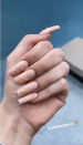 <p>Watch out, Kylie Jenner, James Charles is coming for your crown. The beauty vlogger has been rocking some A-level manis lately, the latest being these 3D nude nails. James took the most basic neutral shade and made it as extra as possible, with the Louis Vuitton logo. </p>