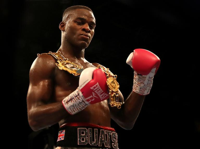 Joshua Buatsi vs Liam Conroy result: Rio medallist wins British title with destructive performance
