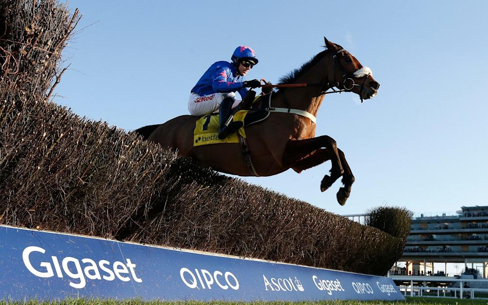 Cue Card at Ascot - Credit: 2017 Getty Images