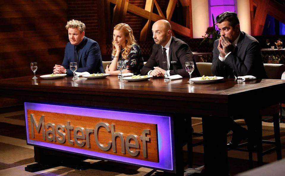 "<p>Gordon Ramsay doesn't attend the open calls, but the panel of judges includes people who could give him a run for his money. ""The chefs were tasting food and also critiquing, so people were getting critiqued on the spot which was not something I had expected. Then, on top of that, you're also talking to producers who wanna know what your personality is like,"" former contestant Elise Mayfield told <a href=""https://tv.avclub.com/what-it-s-like-to-be-a-contestant-on-masterchef-1798282063"" rel=""nofollow noopener"" target=""_blank"" data-ylk=""slk:AV Club"" class=""link rapid-noclick-resp"">AV Club</a>.</p>"