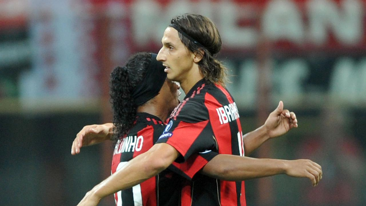 The World Cup winner has wished the Swedish frontman, who he once played alongside at AC Milan, a speedy recovery from a serious knee injury