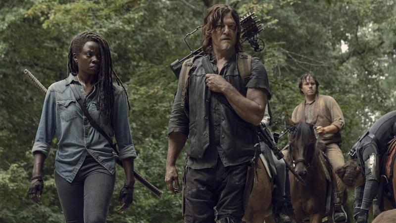 AMC's 'The Walking Dead' Movie Releasing in Theaters; Teaser Released