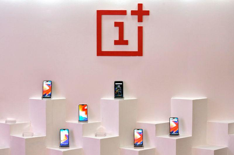 Image result for China's OnePlus, backed by Qualcomm and T-Mobile, launches smartphone in U.S