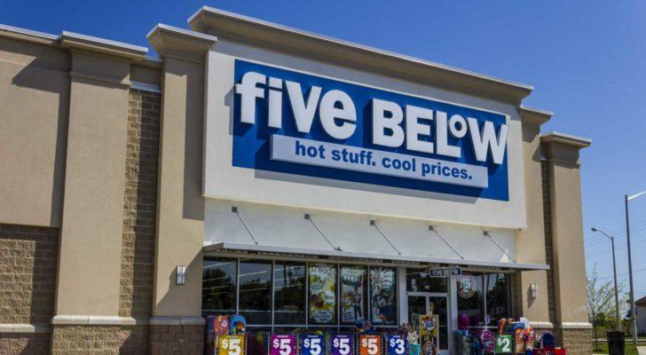 Retail Stocks to Buy for the Long Run: Five Below (FIVE)
