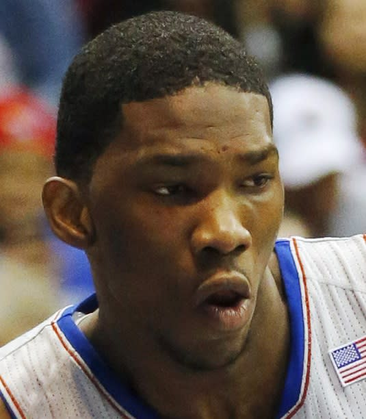 Cavs taking close look at Kansas prospect Embiid