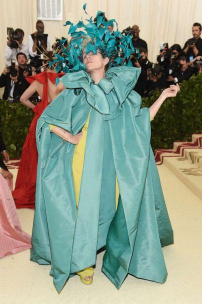 PHOTO: Frances McDormand attends the Heavenly Bodies: Fashion & The Catholic Imagination Costume Institute Gala at The Metropolitan Museum of Art on May 7, 2018 in New York City. (Jamie Mccarthy/Getty Images, FILE)