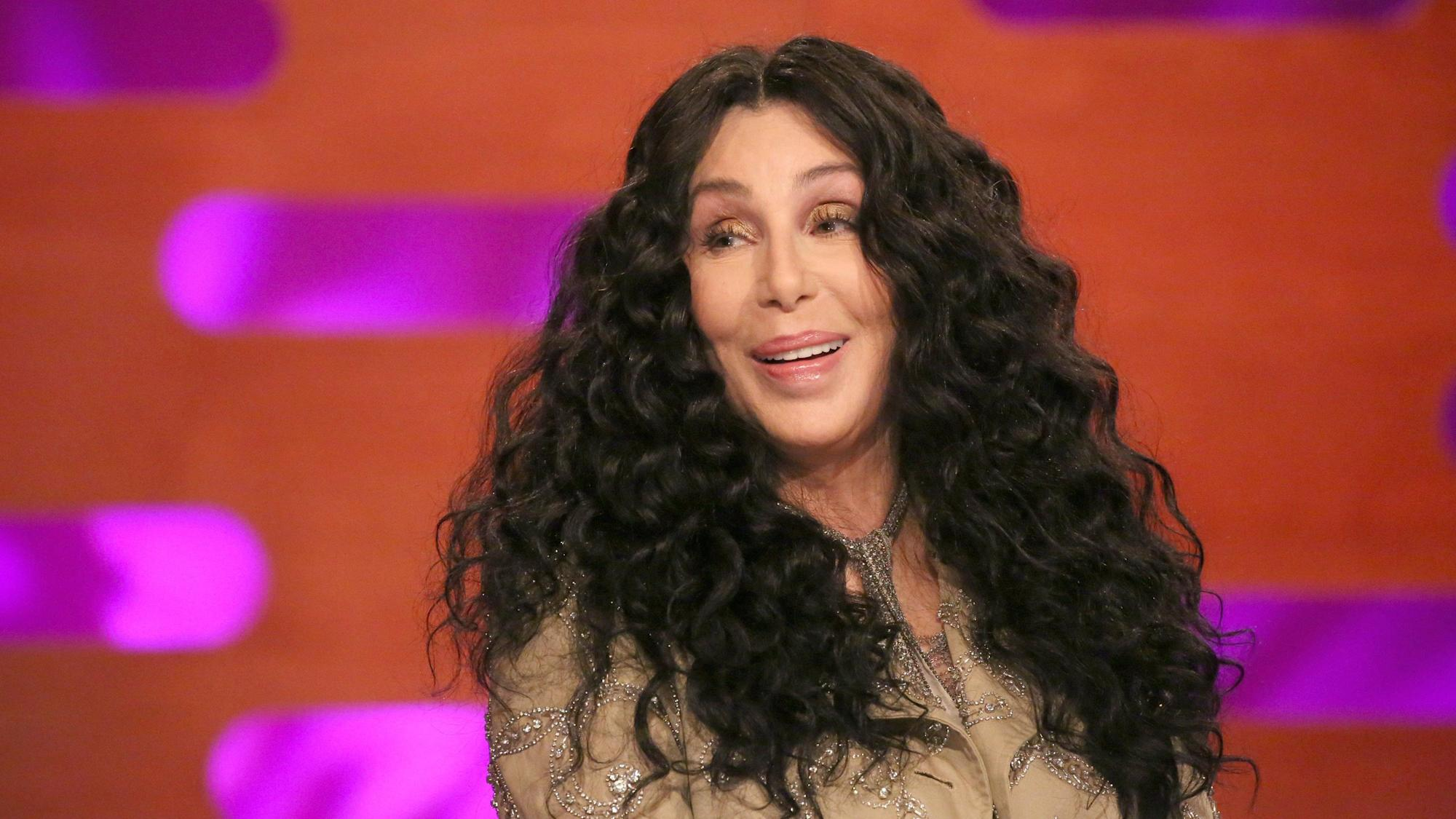 Cher says a man tried to kill her as she made her way into Broadway theatre