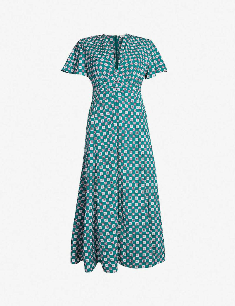 Kate's Sandro dress is now in the sale for £182