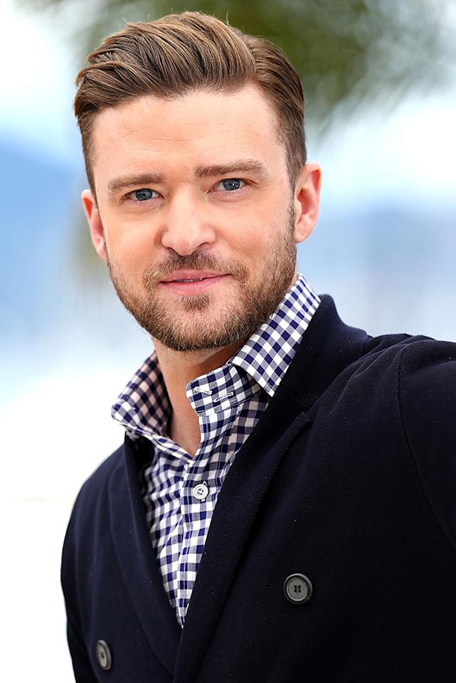 CANNES, FRANCE - MAY 19:  Actor Justin Timberlake attends the 'Inside Llewyn Davis' photocall during the 66th Annual Cannes Film Festival at the Palais des Festivals on May 19, 2013 in Cannes, France.  (Photo by Andreas Rentz/Getty Images)