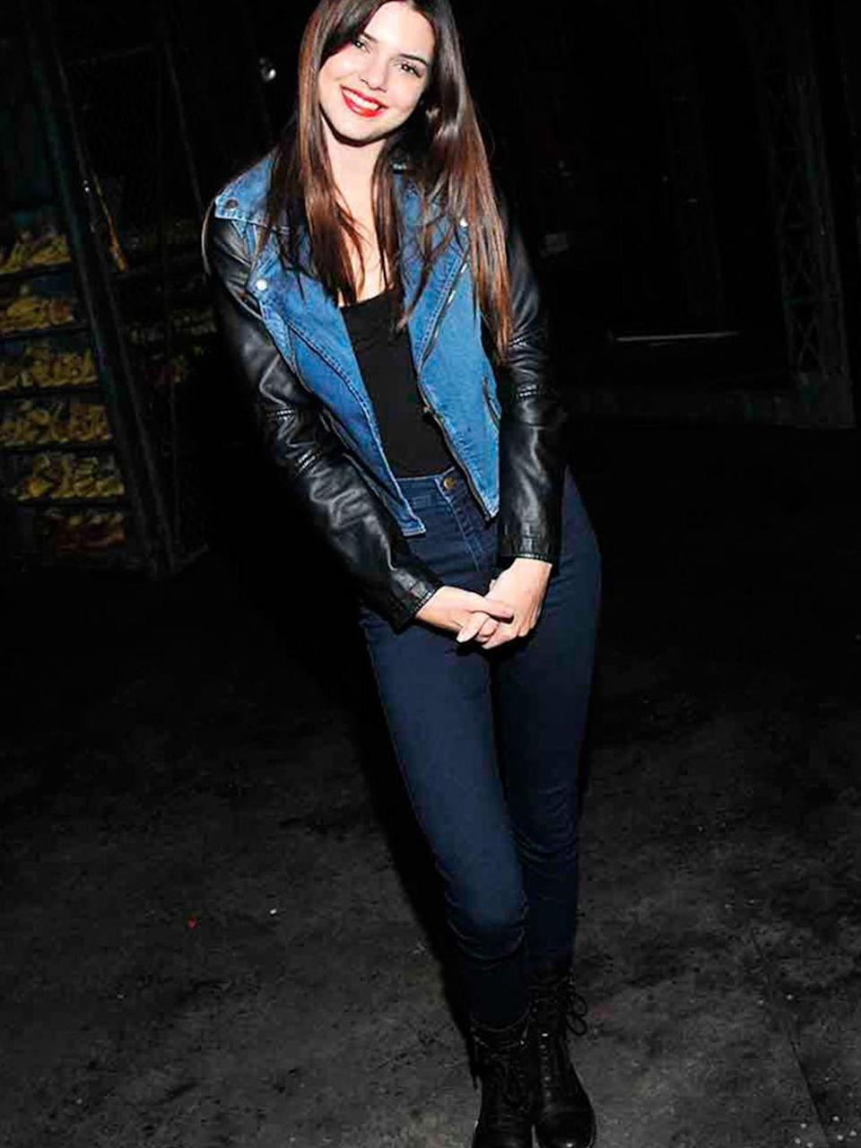 <p>Backstage at the Kinky Boots musical on Broadway</p>