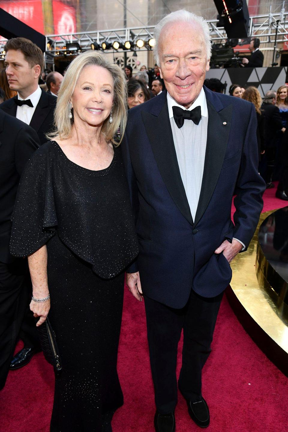 """<p>In the late 1960s, Plummer began work on <i>Lock Up Your Daughters</i>. In the cast was Elaine Taylor, a 25-year-old actress who caught his eye. Recalled Elaine of their early courtship: """"I thought he was extremely selfish and conceited, but he made me laugh. And he did get the best tables at restaurants."""" They wed in 1970.</p>"""