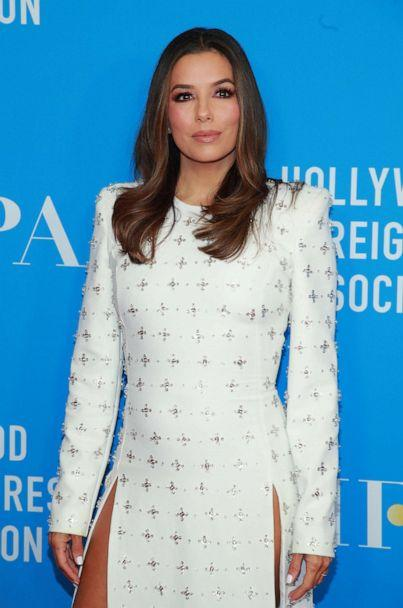 PHOTO: Eva Longoria attends the Hollywood Foreign Press Association's Annual Grants Banquet at Regent Beverly Wilshire Hotel on July 31, 2019, in Beverly Hills, Calif. (Rich Fury/Getty Images)