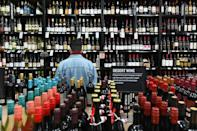The New York State Liquor Authority confirmed a significant hike in alcohol sales, but declined to give specific figures