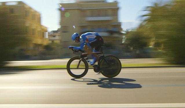 """AMSTERDAM — Sports films mostly follow a familiar arc, usually an underdog story in which the little guy fights back, or comes back, against extraordinary odds. At first glance, that would appear to be the case with IDFA Competition entry """"Time Trial"""", in which Scottish director Finlay Pretsell chronicles a heroic effort by professional road-racing […]"""