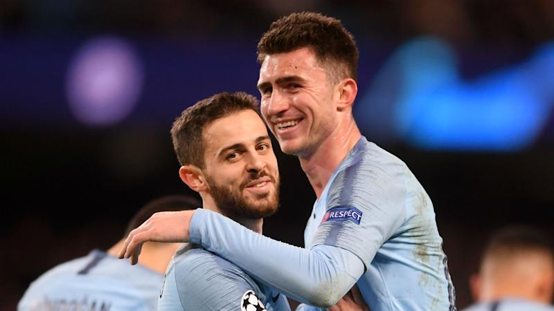 Bernardo Silva joins Laporte, Sterling and Ederson with long-term City deal