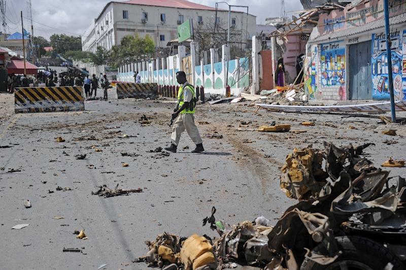 US airstrike kills 35 al-Shabab fighters in Somalia