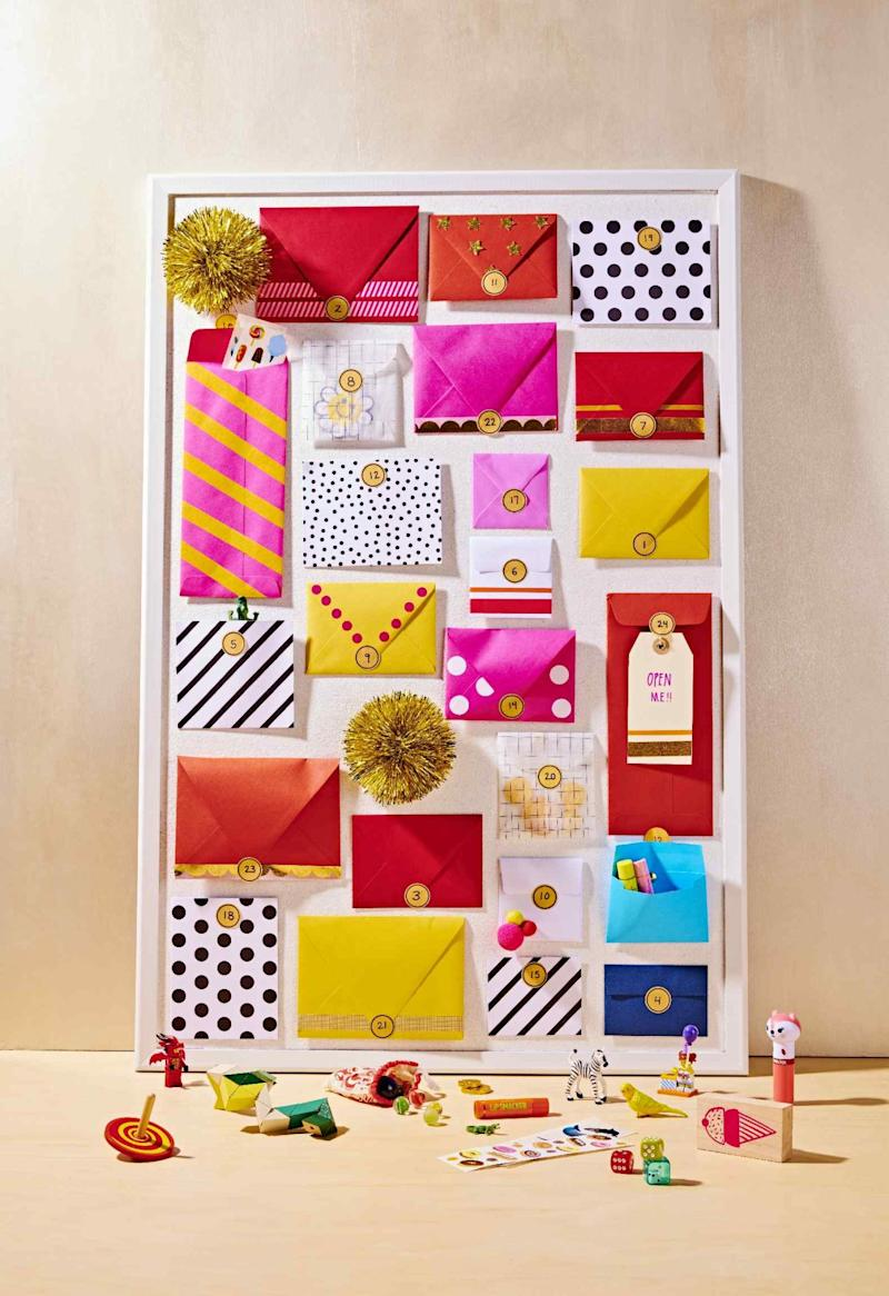 24 DIY Advent Calendars for Your Christmas Countdown