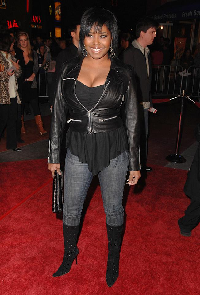 "<a href=""http://movies.yahoo.com/movie/contributor/1800022100"">Shar Jackson</a> at the Los Angeles premiere of <a href=""http://movies.yahoo.com/movie/1809989992/info"">Fast & Furious</a> - 03/12/2009"