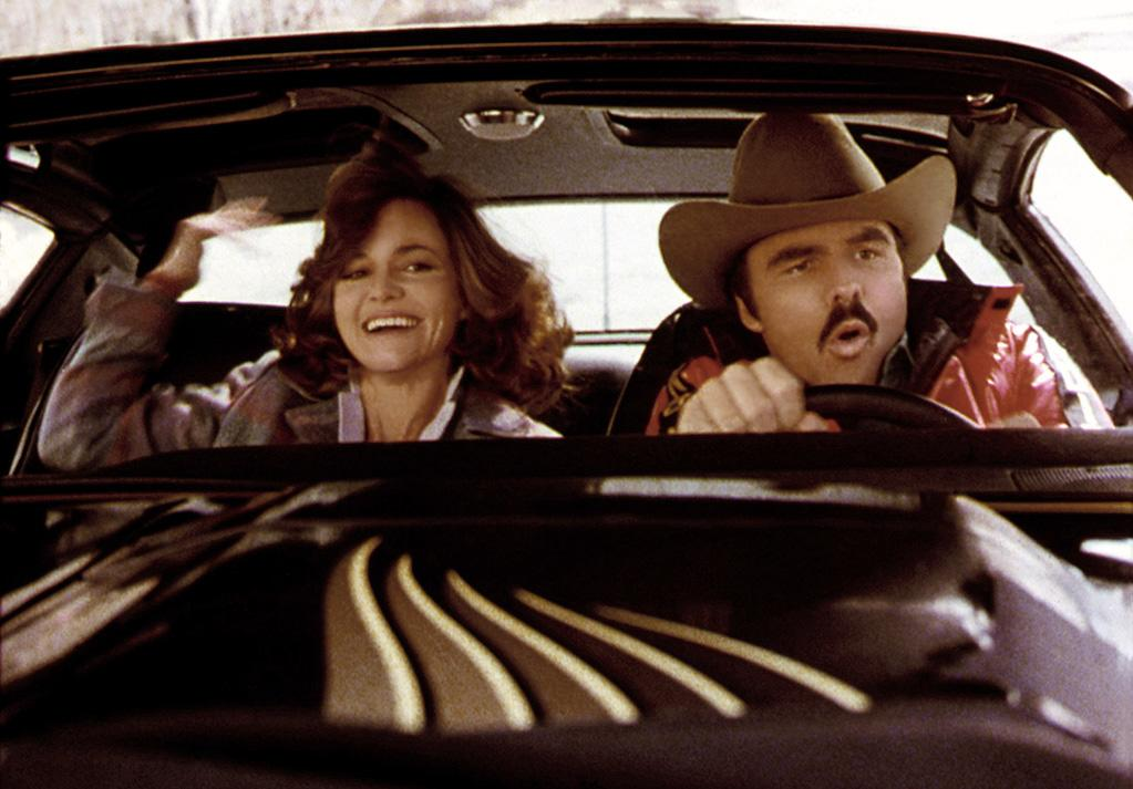 """<a href=""""http://movies.yahoo.com/movie/1800118781/info"""">SMOKEY AND THE BANDIT</a>   Starting Point: Texarkana, TX   Ending Point: The Southern Classic Rodeo in Georgia   Goal: To get a truckload of Coors from point A to point B.   Snags: A ridiculous amount of police road blocks."""