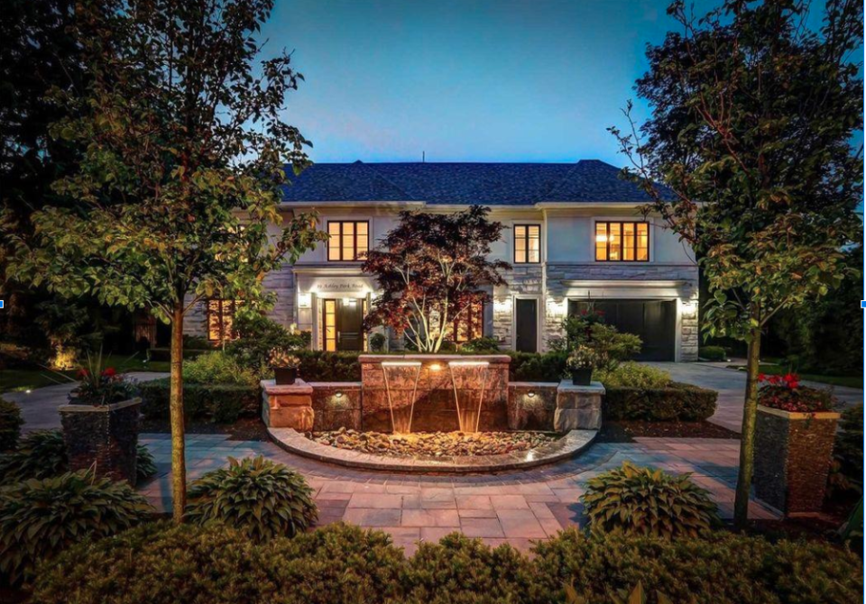 Sold for $5,250,000: 5 bedrooms, 12 rooms, 8 bathrooms (RE/MAX)