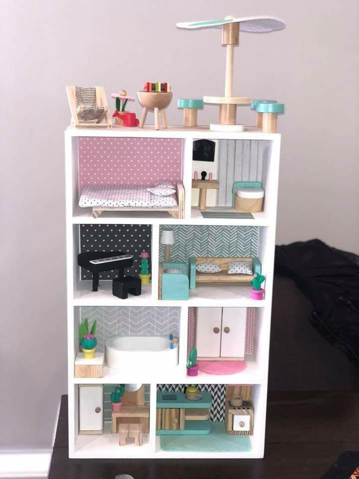 The shelf costs just $15. Photo: Facebook