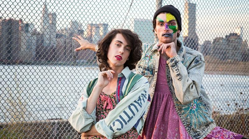 Hear Pwr Bttm Explore Insecurity on Biting New Song 'LOL'