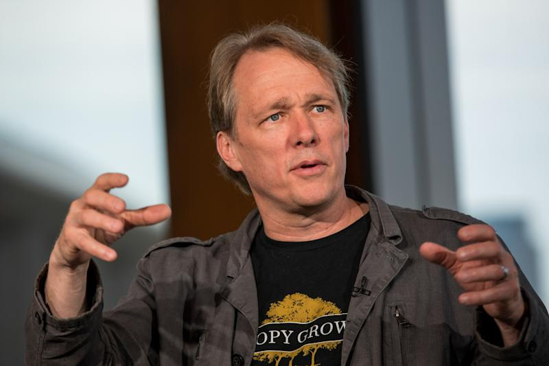 Canopy Growth's Bruce Linton stepping down as co-CEO and board member