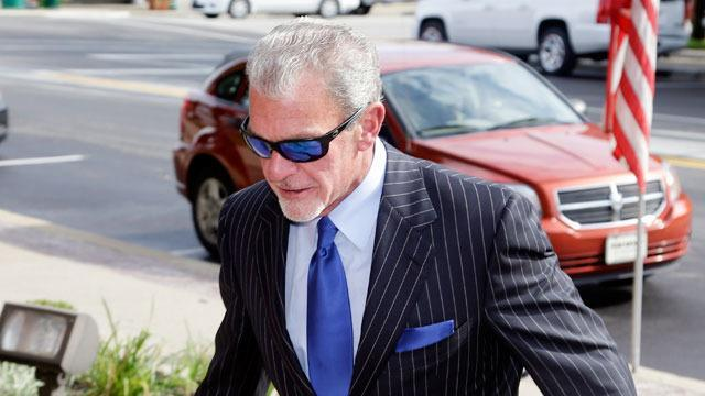 Report: Colts owner Jim Irsay suspended six games, fined $500K, barred from social media