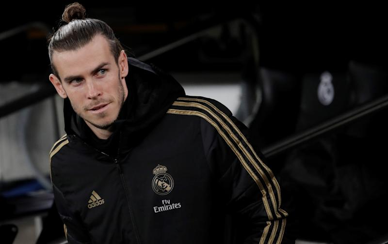 Talk of Gareth Bale's exit from Real Madrid is once again heating up. Where could he realistically go? (Photo by Burak Akbulut/Anadolu Agency via Getty Images)