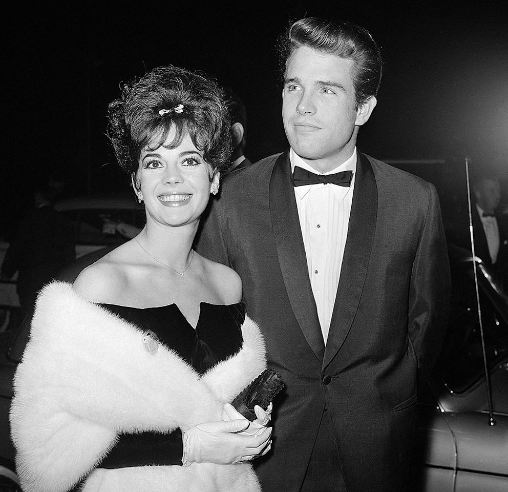 """<p>While co-starring with Beatty in 1961's <i>Splendor in the Grass</i>, the doe-eyed actress began a love affair with him that lasted until 1966 and <a rel=""""nofollow"""" href=""""http://people.com/movies/natalie-wood-her-loves-struggles-and-tragic-death/"""">ended with her attempted suicide</a>. """"After my divorce, I was looking for the Rock of Gibraltar,"""" said Wood, who had just split from Robert Wagner, whom she would later remarry. """"Instead, I discovered Mount Vesuvius, a live volcano with eruptions each day. And I contributed my share of fireworks too. In fact, we were both so confused that we thought fighting and hostility meant real emotional honesty."""" (Photo: AP Photo/Harold P. Matosian) </p>"""