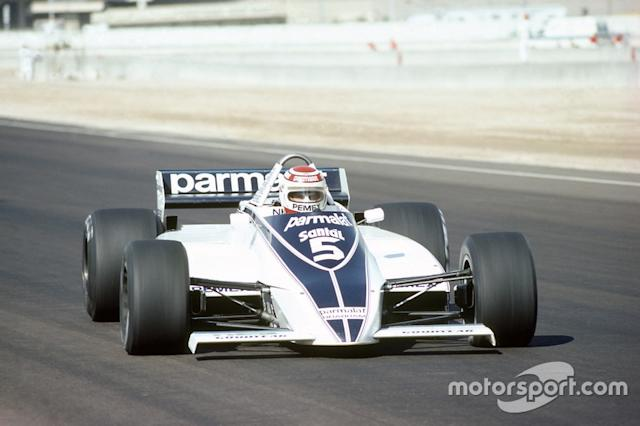 """1981 - Nelson Piquet, Brabham-Ford <span class=""""copyright"""">LAT Images</span>"""