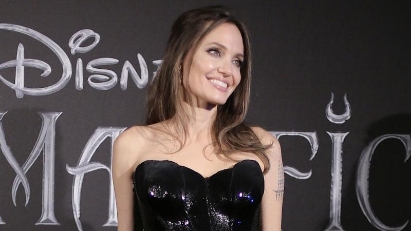 Angelina Jolie Is Spending New Year's Eve with Her Children in Ethiopia