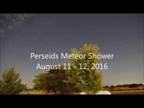 <p>Spencer filmed this beautiful time-lapse of the Perseids Meteor Shower, in Stratford, Oklahoma.</p><p>Stargaze, as meteors shot from different directions through the sky. Credit: Spencer Albracht via Storyful</p>