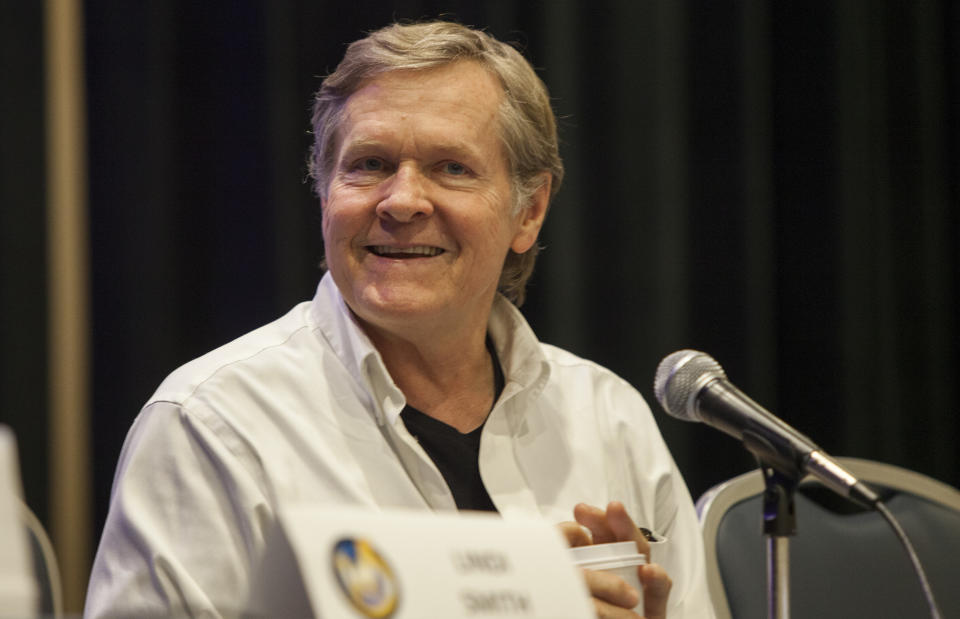 William Sadler appears during the Wizard World Chicago Comic-Con at the Donald E. Stephens Convention Center on Friday, Aug. 19, 2016, in Chicago. (Photo by Barry Brecheisen/Invision/AP)