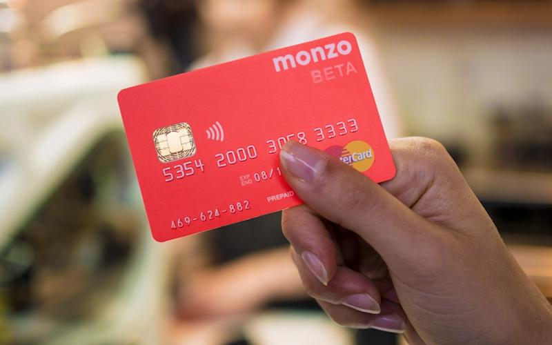 Monzo's popularity has soared of late - Monzo