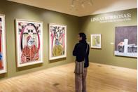 """<p>There are oases of eye-pleasing culture <a href=""""https://www.milegasi.com/blogs/hispanic-heritage/latino-museums-guide"""" rel=""""nofollow noopener"""" target=""""_blank"""" data-ylk=""""slk:across the United States"""" class=""""link rapid-noclick-resp"""">across the United States</a>: Chicago boasts the National Museum of Mexican Art <em>and </em>the National Museum of Puerto Rican Arts & Culture, while you'll find the Smithsonian's Latino Center in Washington, D.C. Many sites also offer <a href=""""https://molaa.org/molaa-en-casa"""" rel=""""nofollow noopener"""" target=""""_blank"""" data-ylk=""""slk:online exhibitions"""" class=""""link rapid-noclick-resp"""">online exhibitions</a> as well as events that showcase less-explored aspects of the Latino diaspora, such as this streaming <a href=""""https://latino.si.edu/events/details?trumbaEmbed=view%3Devent%26eventid%3D153127279"""" rel=""""nofollow noopener"""" target=""""_blank"""" data-ylk=""""slk:Smithsonian talk"""" class=""""link rapid-noclick-resp"""">Smithsonian talk</a> on """"the tangible connections between baseball and Latino culinary traditions."""" </p>"""