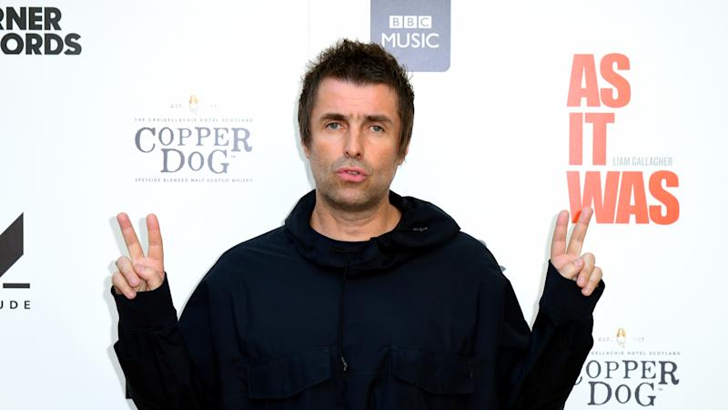 Liam Gallagher embroiled in row with rock band Kaiser Chiefs