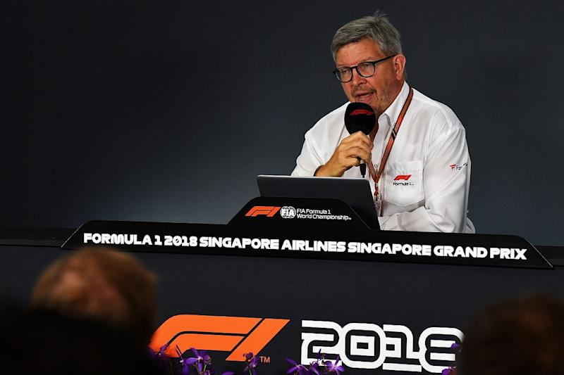 Brawn admits DRS could stay for 2021